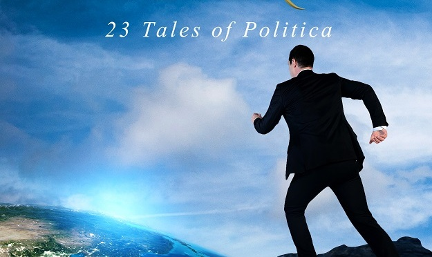 Behind the stories – 'Dumbest President Ever: 23 tales of Politica'