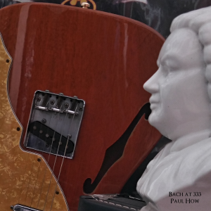 Bach at 333 alternate cover